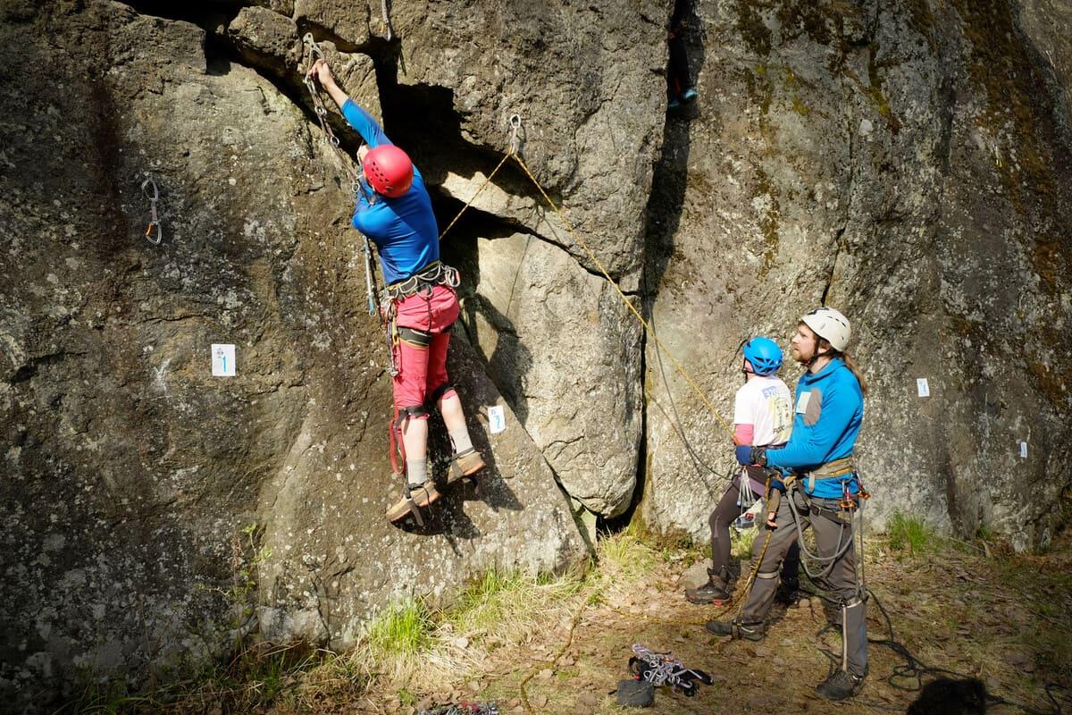 ИТО. соревнования в карелии. альпиндустрия