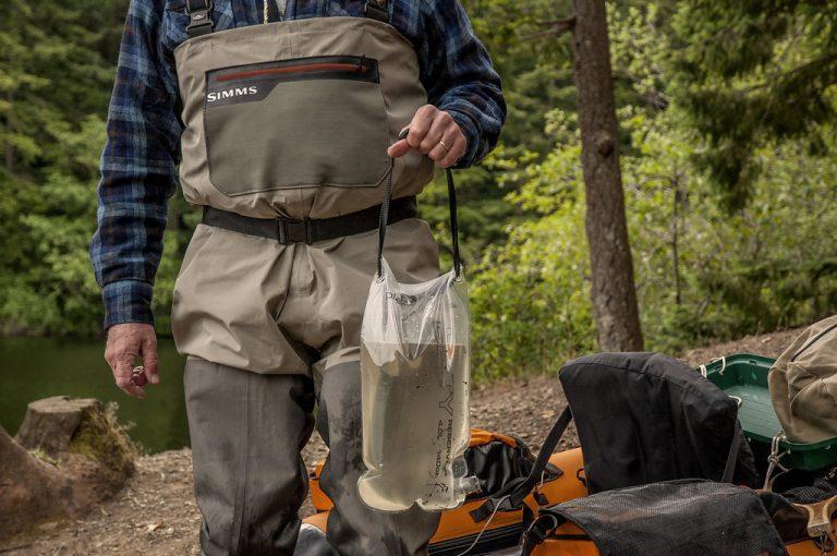 Я использовал фильтр GravityWorks дважды за время нашей экспедиции, это позволило нам сэкономить в багаже вес и место, которое бы заняли 36 литров питьевой воды, и силы, которые мы бы потратили на её очистку другим фильтром.