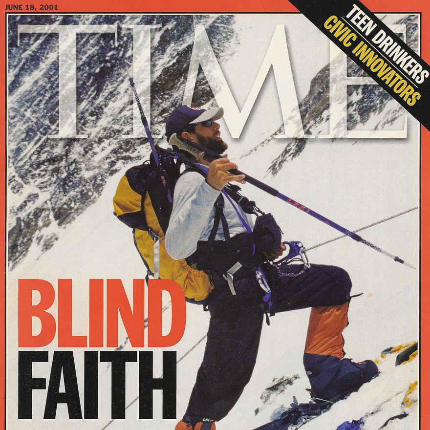 2001, оспрей на обложке журнала таймс