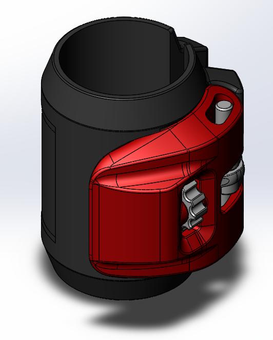 DynaLock ™ отрисовка в CAD