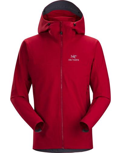 Куртка Arcteryx Gamma LT Hoody