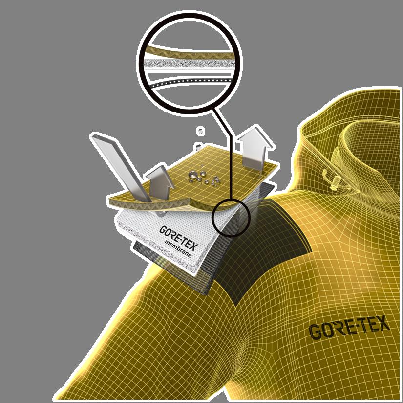 Как выбрать одежду с мембраной GORE-TEX: навигатор по технологиям