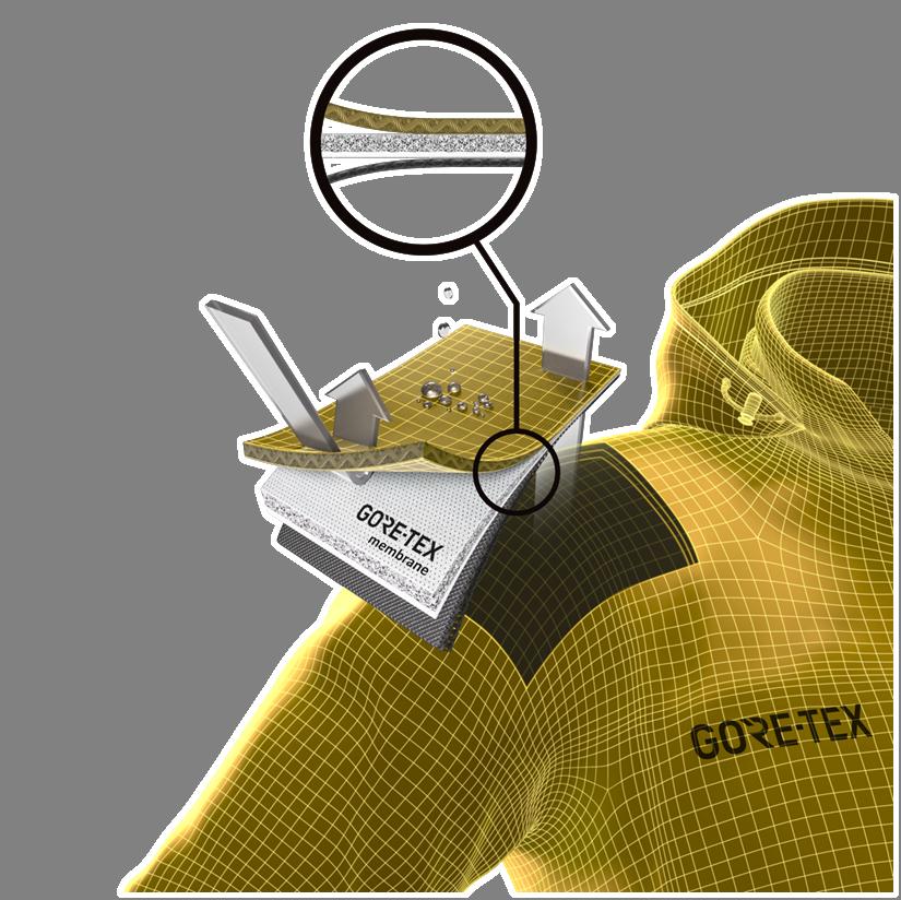 АльпИндустрия: Как выбрать одежду с мембраной GORE-TEX: навигатор по технологиям