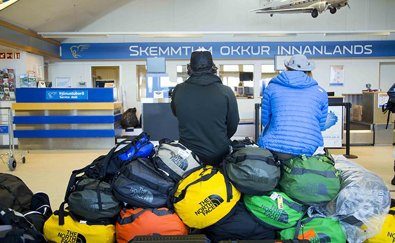 Экспедиция по юго-востоку Гренландии в 2014 году. Фото: Adam Clark.