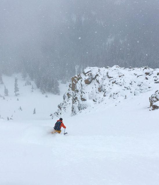Обзор горных лыж Scott Scrapper 115