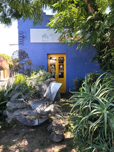 Уругвай — тёплый, маленький, солнечный, милый, уютный. Colonia del Sacramento — звучит, словно в кино.