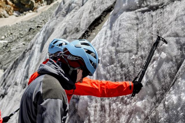 впечатления о сборах в альплагере безенги. первая гора