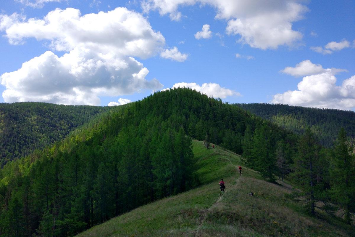 140 км за 4 дня и своенравное колено: как я бегал ТрансУрал