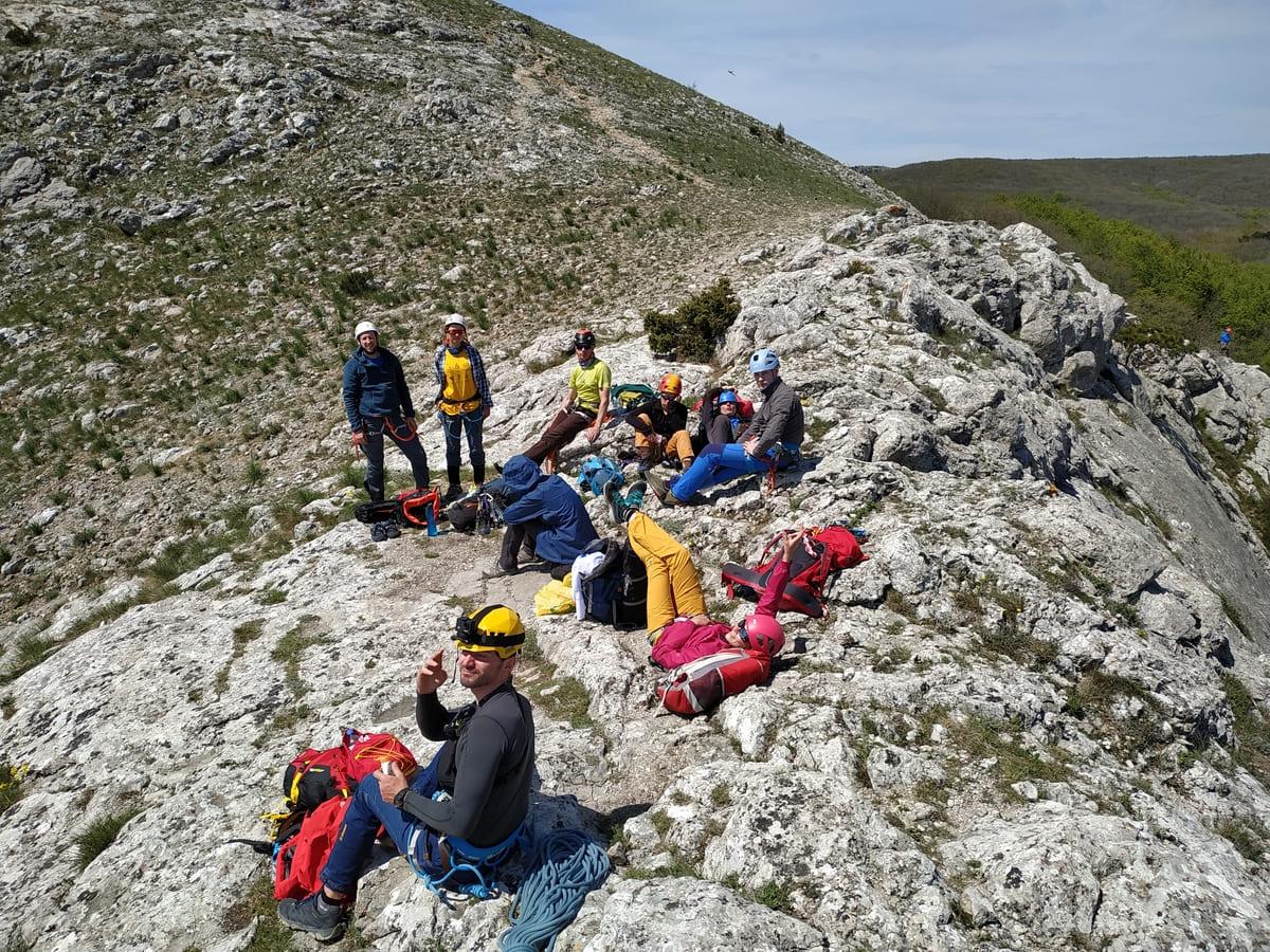 курсы альпиндустрии введение в альпинизм