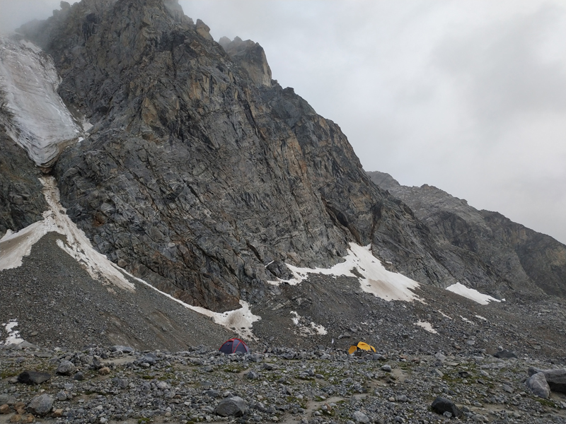 The North Face VE 25 Summit. тест в безенги