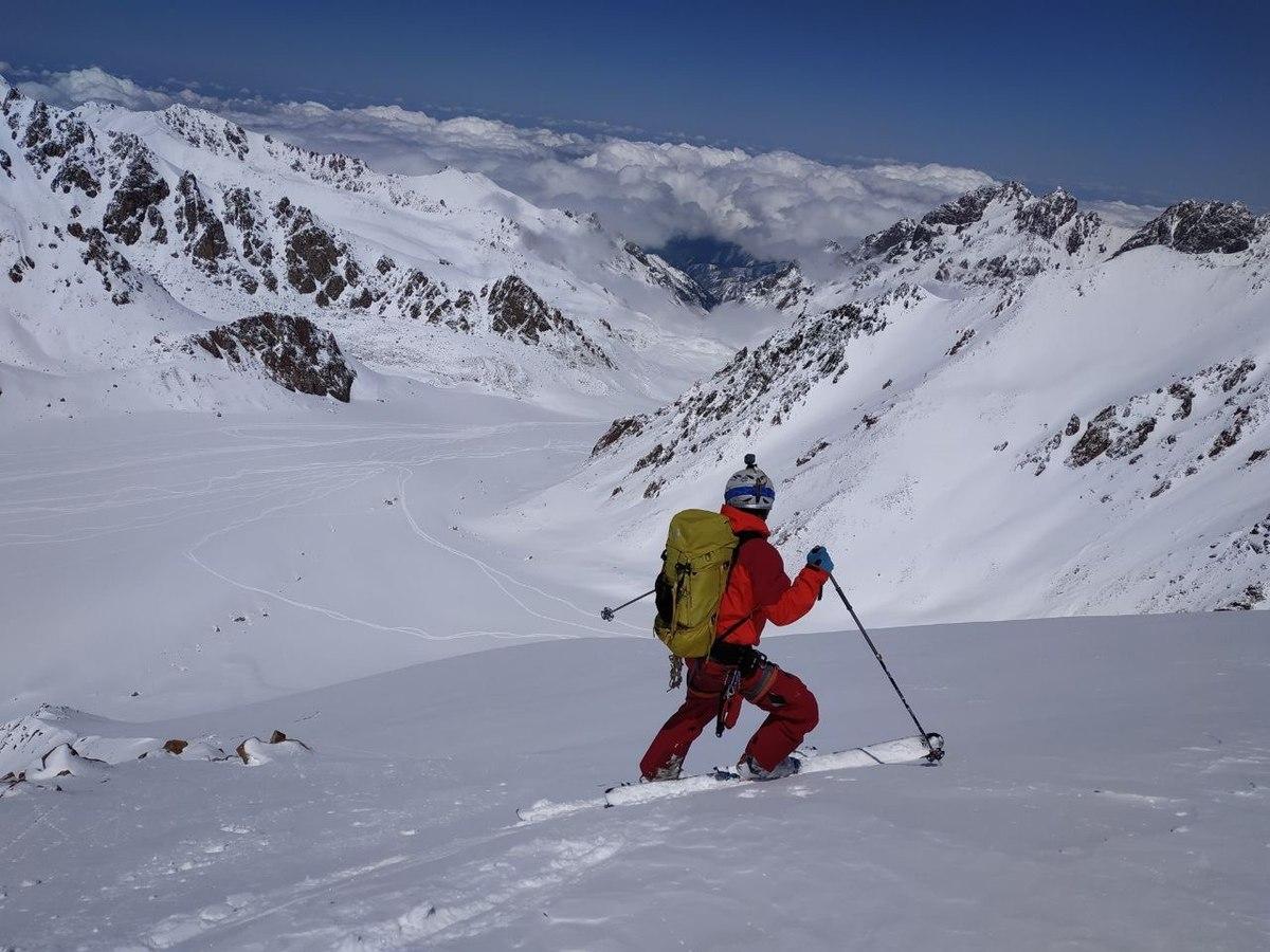 Крепления ски-тур Salomon N S/Lab Shift MNC. впечатления алексея тинаева