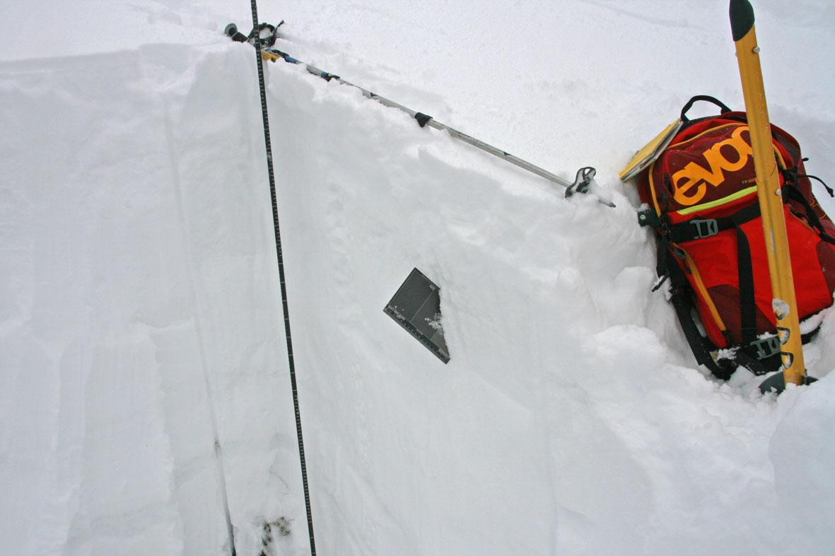 Список снаряжения для ски-тура: приборы для изучения снега