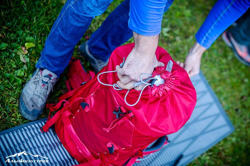 В этом рюкзаке я не нашёл откровенных недостатков.