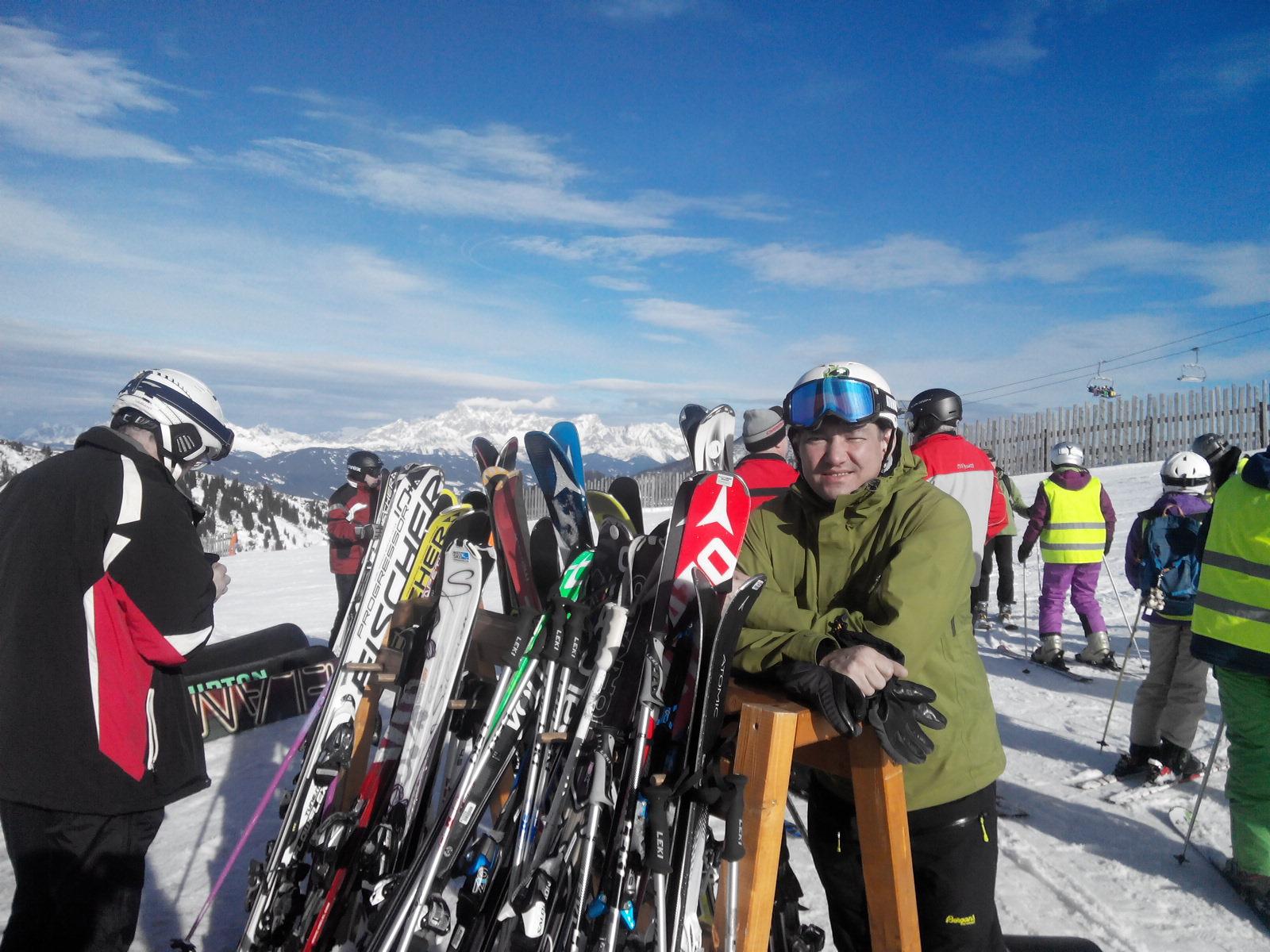 add4a7f5ef8b Мне довелось покатать множество лыж, от «тряпошных» лыж для девочек до  самых «пацанских» моделей, предназначенных для работы в труднопроходимых  условиях.