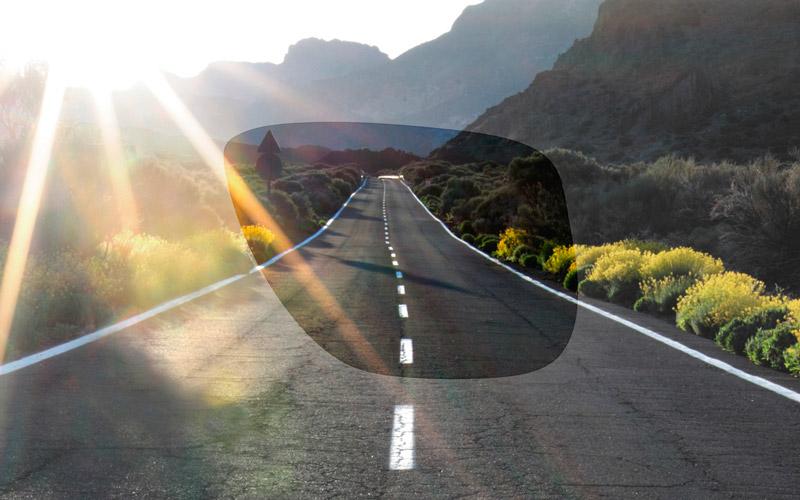 Open road (Свободная дорога) для усиления видимости в любую погоду