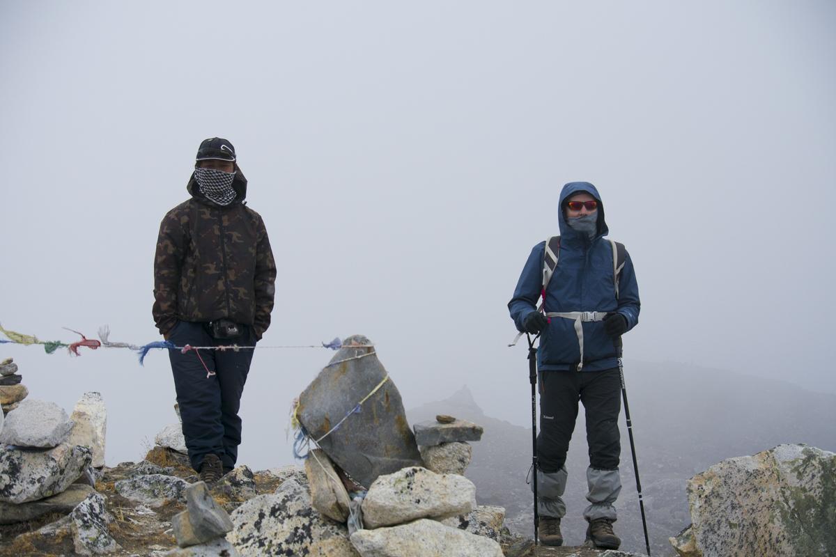 Треккинг к Эвересту. Озеро Гокио