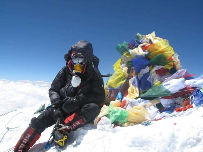 Ирина Галай стала первой украинкой, взошедшей на Эверест - Цензор.НЕТ 5846