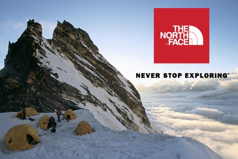 Магазин The North Face в Краснодаре