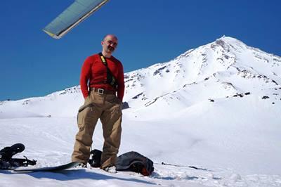 Сергей Гарибов - эксперт АльпИндустрии по горным лыжам