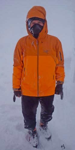 Одежда для восхождения на Денали (Мак-Кинли)