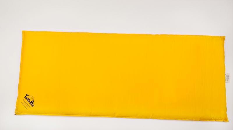 В 1972 году финальный прототип такого коврика получил от Барроуза название Therm-a-Rest.