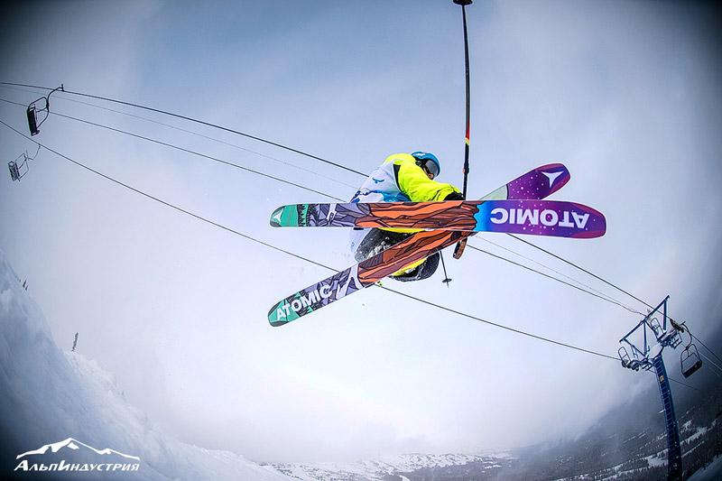 Тесты лыж в Губахе 2-3 февраля 2019