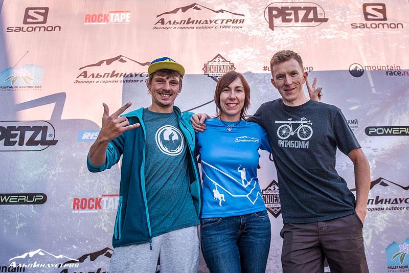 Результаты Alpindustria Trail Fest в Красной Поляне 2018