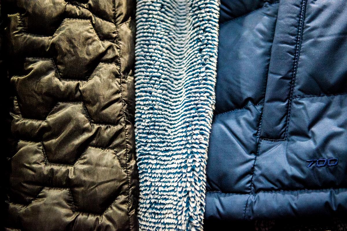 Как выбрать термобелье: принцип многослойности в одежде