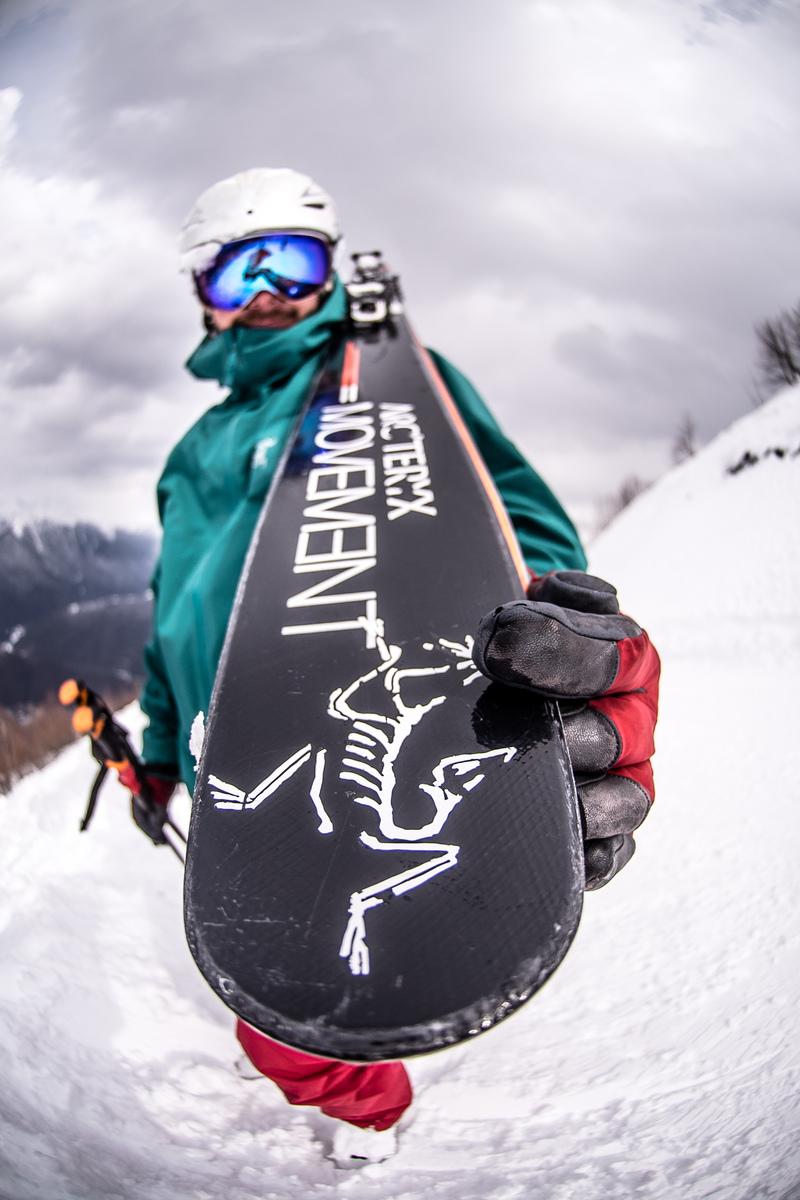Итоги тестов Алексея Тинаева Movement Skis GO 115