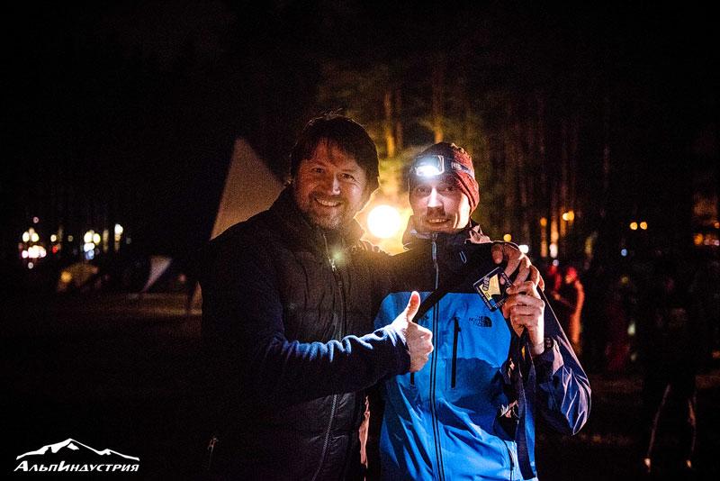 Предварительные результаты Alpindustria Night Trail Нижний Новгород