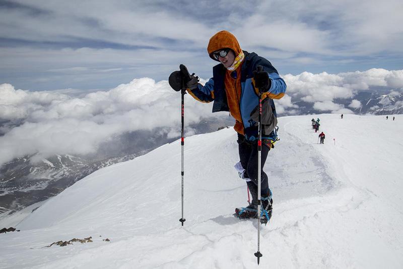 Red Fox Elbrus Race: За пару шагов до вершины.