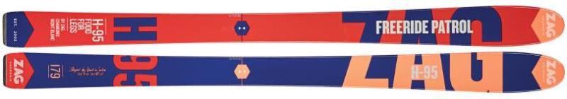 Горные лыжи ZAG H95
