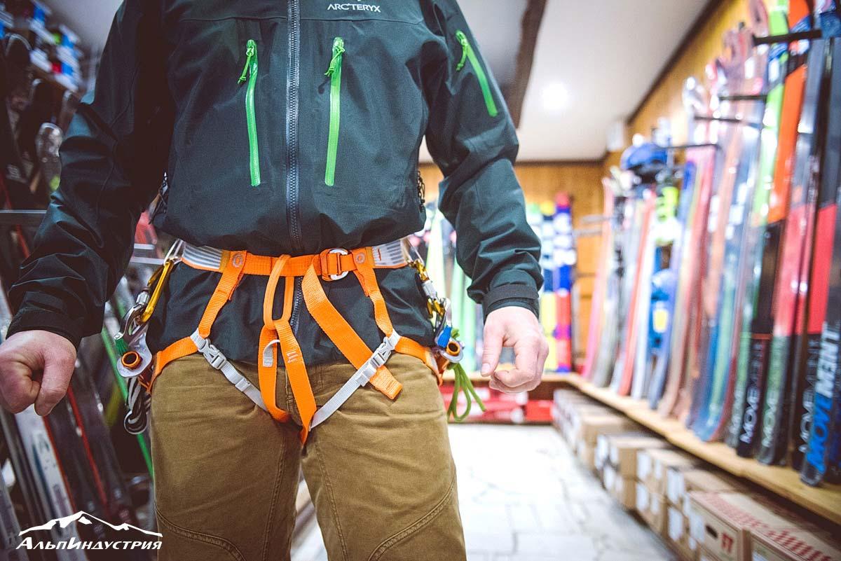 Лёгкая система для ски-тура