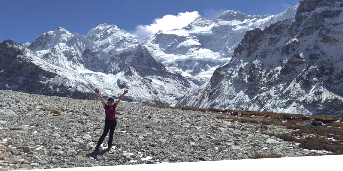 Испытания ботинок Asolo Greenwood в Гималаях