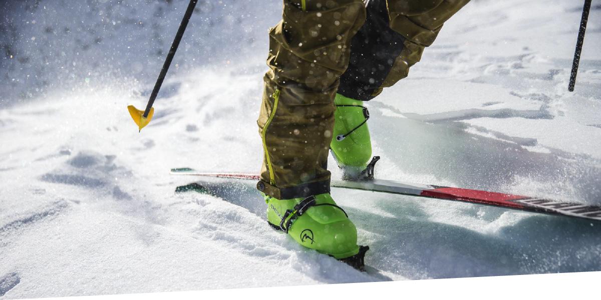 Обзоры лыж, ботинок и креплений для скитура и фрирайда-бэккантри из коллекции сезона 2018/19 (ВИДЕО)