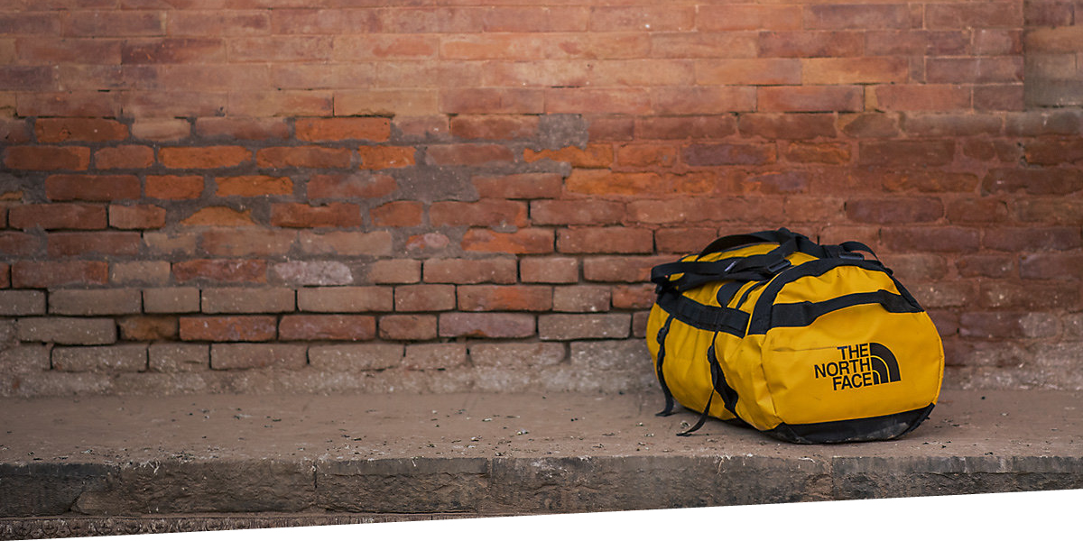 О баулах The North Face Base Camp Duffel
