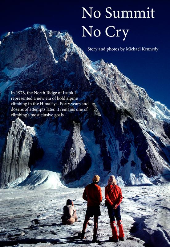 Из публикации Майкла Кеннеди в журнале Rock and Ice №157 в 2007 году