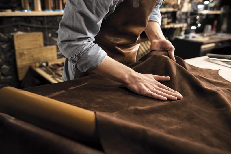Качественная кожа для обуви Zamberlan