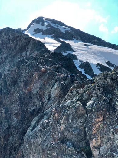 Первые альпсборы Горного клуба: «значок» в Красной Поляне