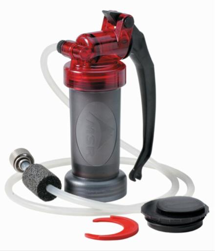 современный фильтр для воды MSR MiniWorks EX