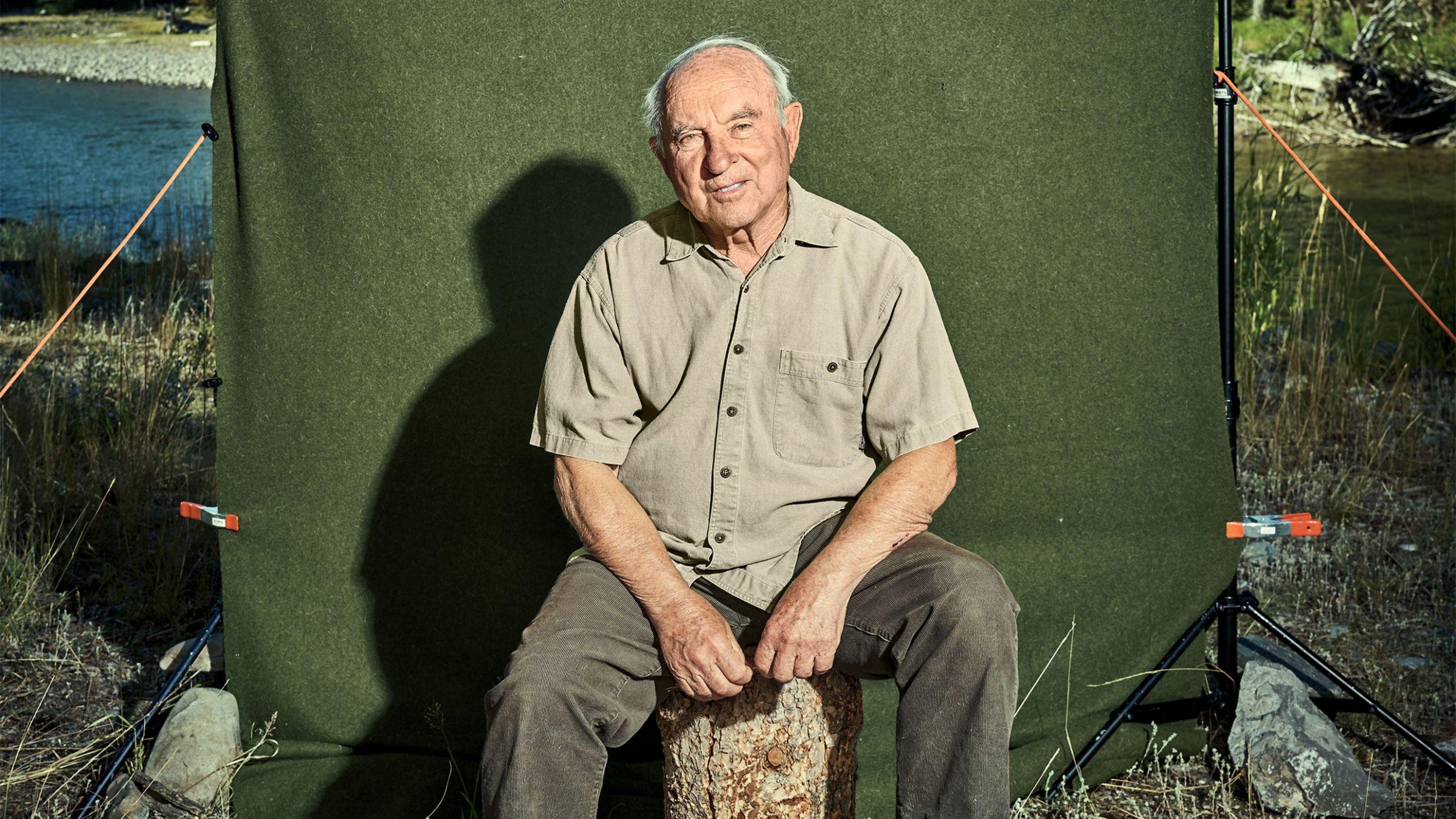 Ian Allen, Ивон шуинар. patagonia