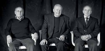 Луиджи, Франческо и Антонио Паризотто