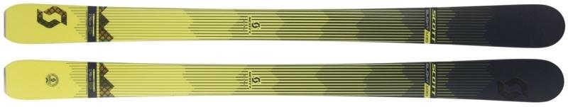 Горные лыжи Scott Slight 100