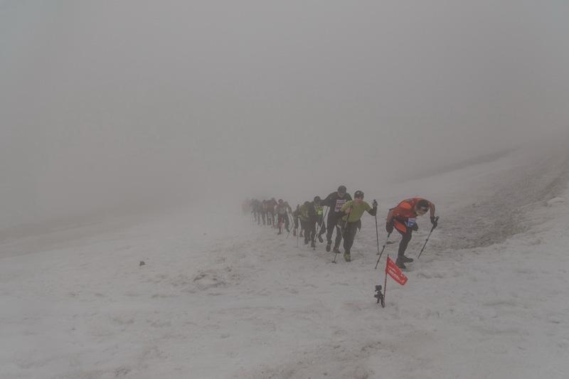 Вертикальный километр 2017