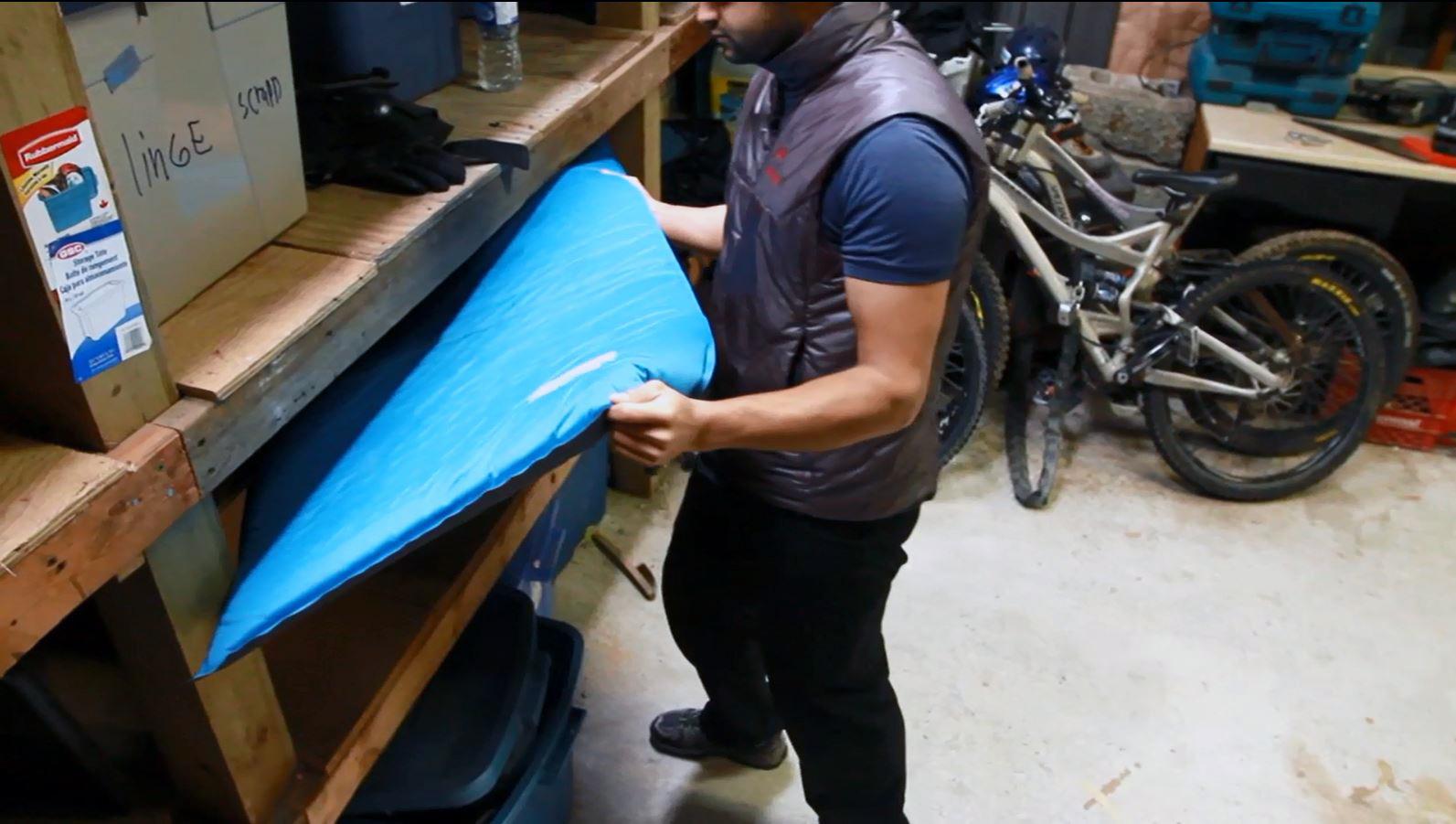 Хранение ковриков термарест