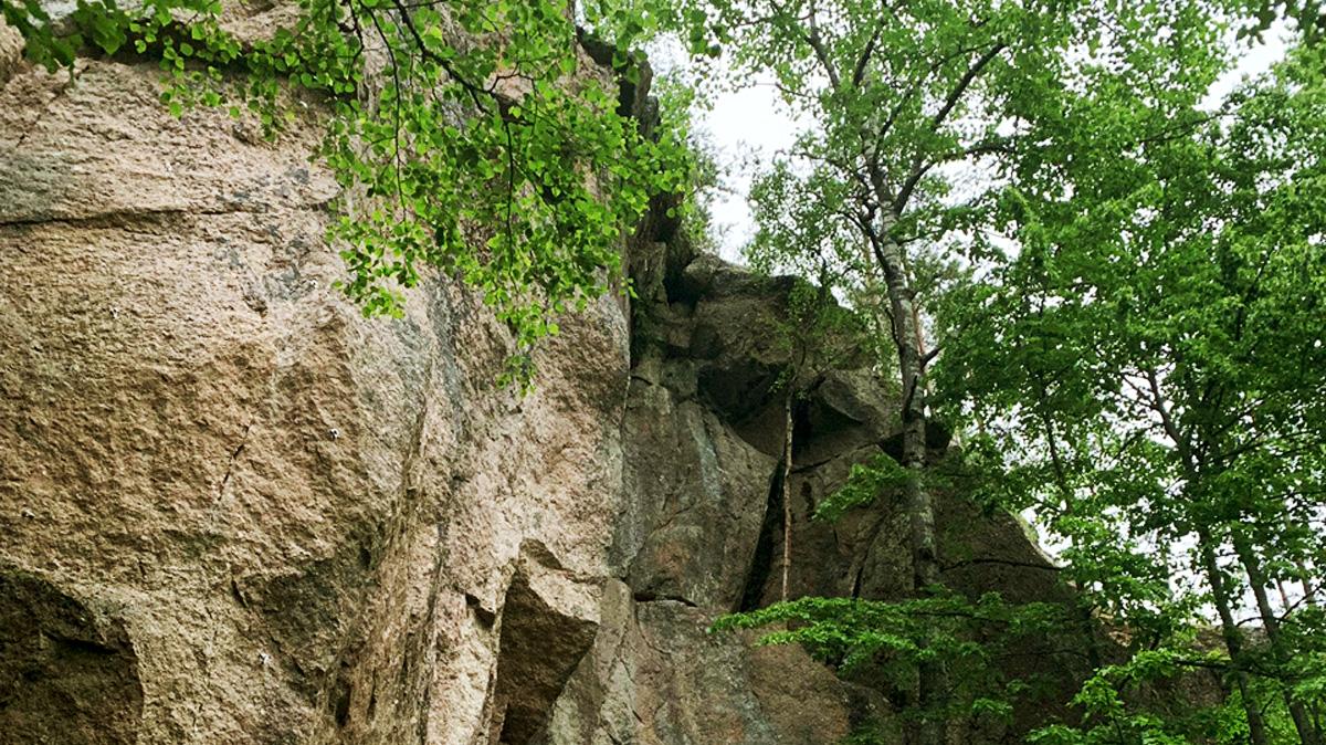 Отчет Филевой Галины о выезде на скальный массив Сторожевое