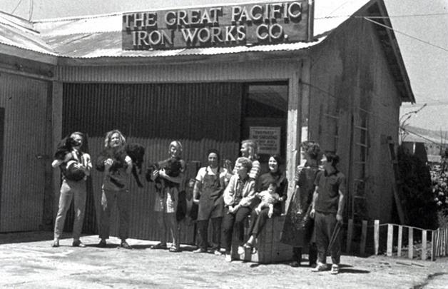 Первый магазина основателя Patagonia Ивона Шуинара
