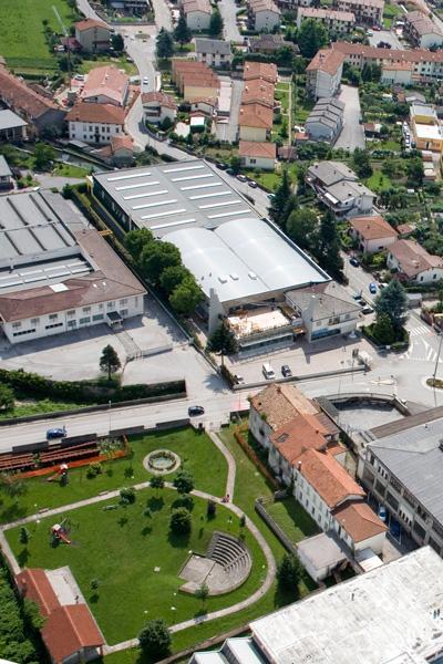 Завод Zamberlan находится в небольшом городе Виченца.