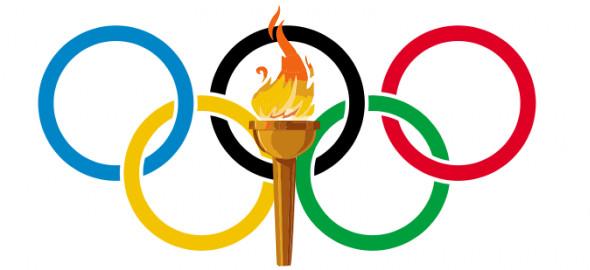 картинка олимпийский огонь