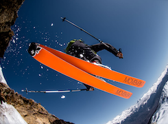 MOVEMENT SKIS GO 115 TI
